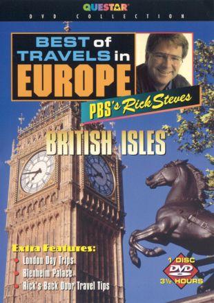 Rick Steves: Best of Travels in Europe - British Isles