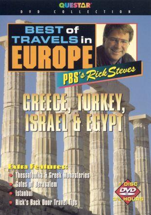Rick Steves: Best of Travels in Europe - Greece, Turkey, Israel & Egypt