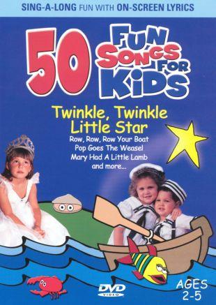 Fun Songs for Kids: Twinkle, Twinkle Little Star