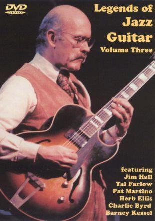 Legends of Jazz Guitar, Vol. 3