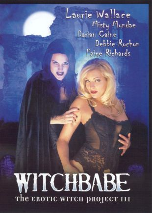 Witchbabe: Erotic Witch Project III