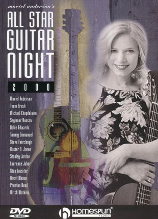 Muriel Anderson's All Star Guitar Night 2000