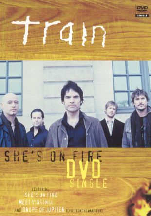 Train: She's On Fire