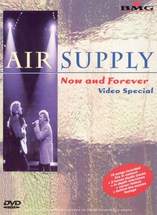 Air Supply: Now and Forever Video Special