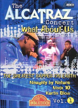 The Alcatraz Concert, Vol. 1: What About Us