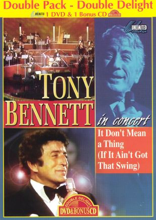 Tony Bennett: It Don't Mean a Thing - In Concert