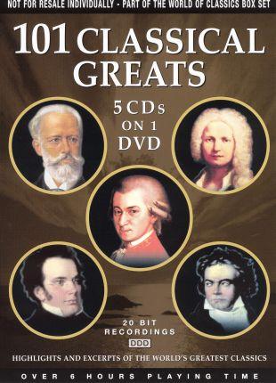 101 Classical Greats