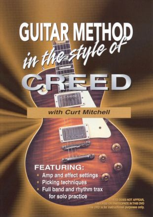 Guitar Method: In the Style of Creed
