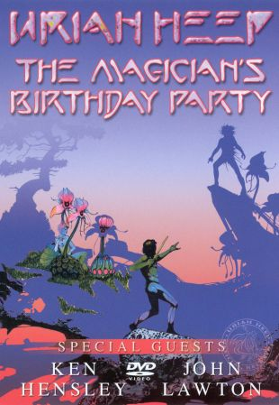 Uriah Heep: The Magician's Birthday Party