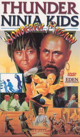 Thunder Ninja Kids: Wonderful Mission