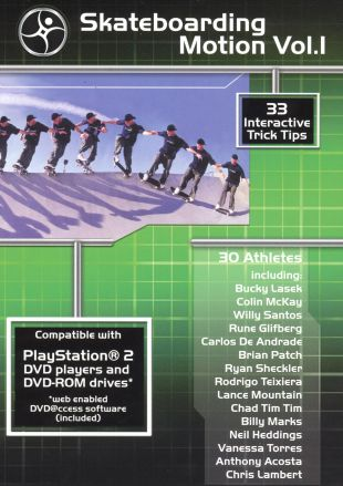 Skateboarding Motion, Vol. 1