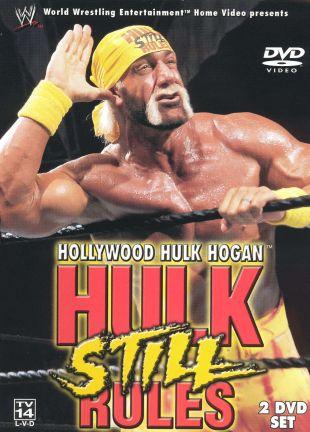 WWE Fanatic: Hollywood Hulk Hogan: Hulk Still Rules