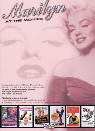 Marilyn at the Movies