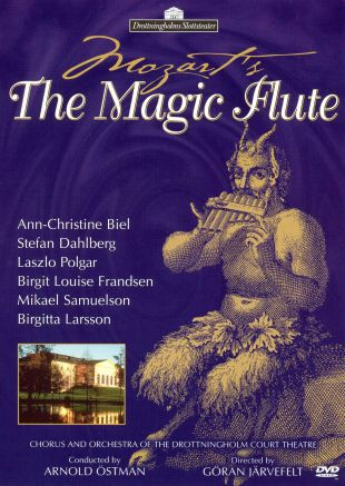 The Magic Flute (Drottningholm Court Theatre)