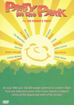 Party in the Park: London 1998