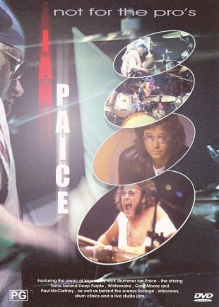 Ian Paice: Not for the Pros