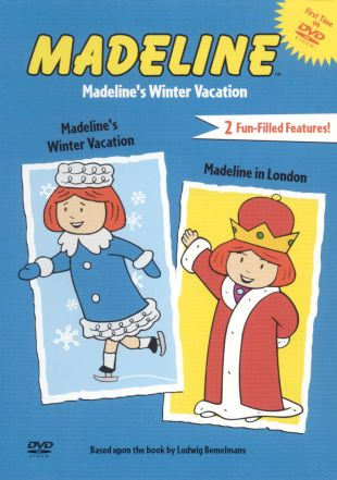 Madeline : Madeline's Winter Vacation