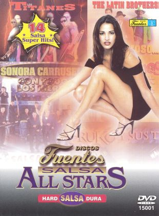 Discos Fuentes Salsa All-Stars: Hard Salsa - Salsa Dura