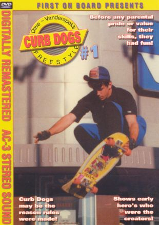 Curb Dogs Freestyle, Vol. 1