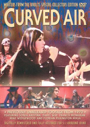 Masters From the Vaults: Curved Air