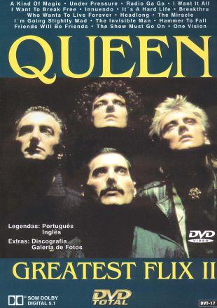 Queen: Greatest Flix II