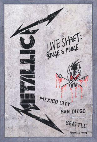 Metallica's Live Binge and Purge