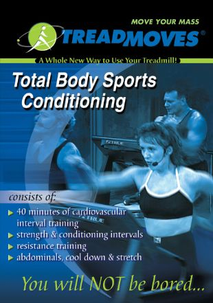 Treadmoves: Total Body Sports Conditioning