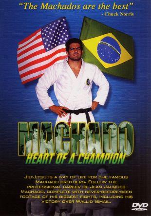 Machado: Heart of a Champion