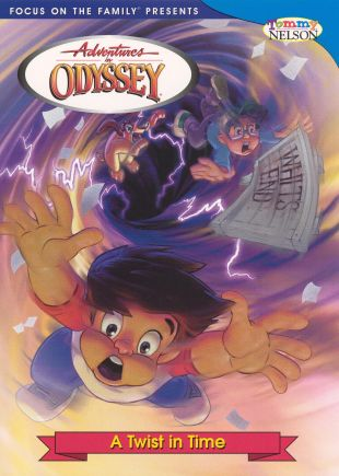 Adventures in Odyssey : A Twist in Time