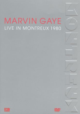 Marvin Gaye Live In Montreaux 1980