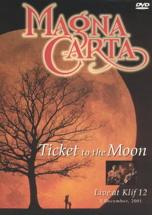 Magna Carta: Ticket to the Moon