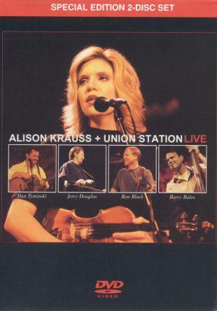 Alison Krauss + Union Station---Live