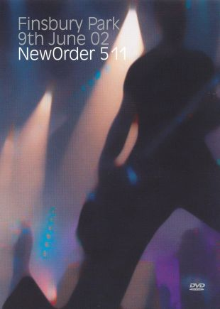 New Order --- Live at Finsbury Park 2002