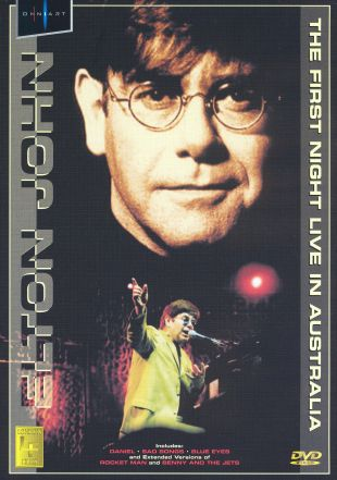 Elton John: The First Night - Live in Australia