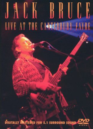 Jack Bruce: Live at The Canterbury Fayre