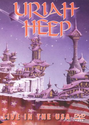 Uriah Heep: Live in the USA