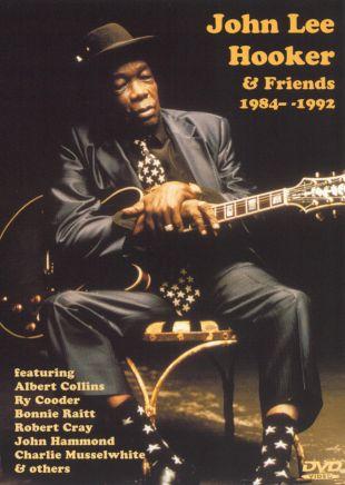John Lee Hooker & Friends, 1984-1992