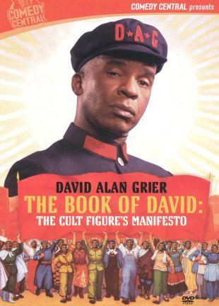 David Alan Grier: The Book of David - The Cult Figure's Manifesto