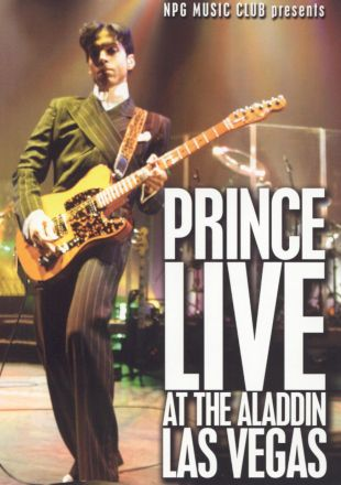 Prince: Live in Las Vegas