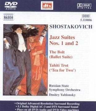 Shostakovich: Jazz Suites 1 & 2