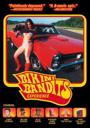 Bikini Bandits: The Movie