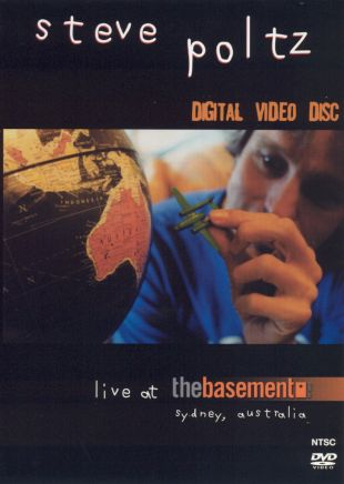 Steve Poltz: Live at the Basement
