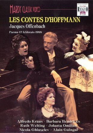 Les Contes d'Hoffmann (Teatro Regio di Parma)