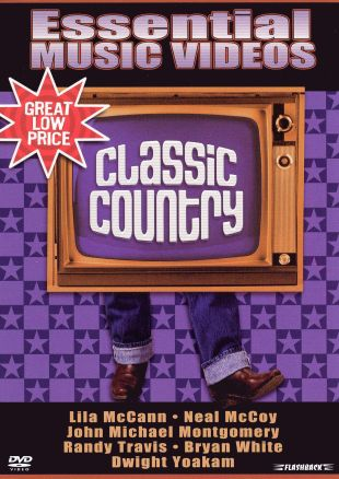 Essential Music Videos: Classic Country