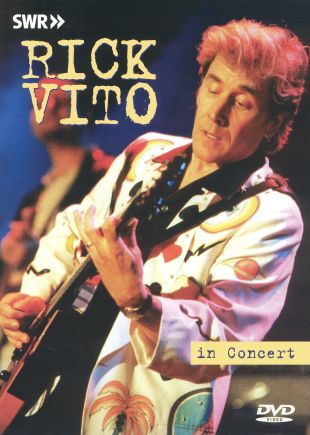 Ohne Filter - Musik Pur: Rick Vito in Concert
