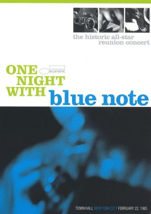 One Night with Blue Note: The Historic All-Star Reunion Concert