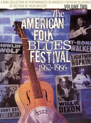 American Folk Blues Festival 1962-1965, Vol. 2
