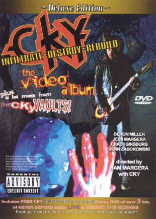 CKY: Infiltrate - Destroy - Rebuild The Video Album