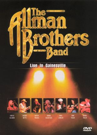 The Allman Brothers Band: Live in Gainesville