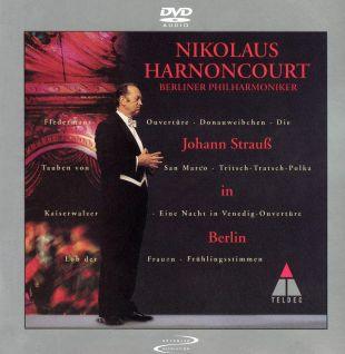 Nikolaus Harnoncourt: Johann Strauss In Berlin